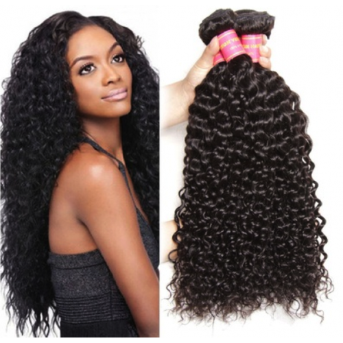 Extension Cheveux Brésilienne bouclé